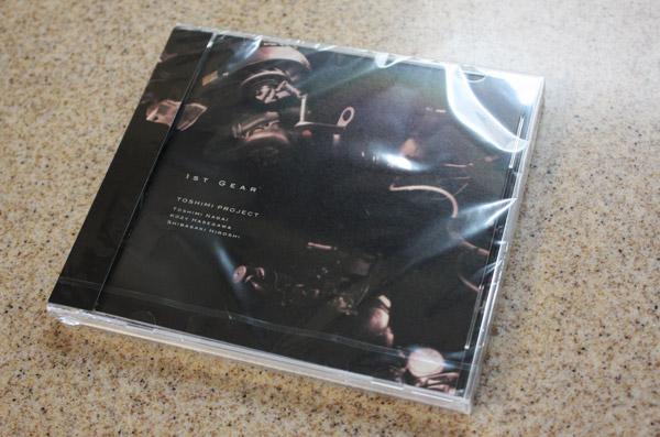 1st Gear,TOSHIMI PROJECT,永井敏巳,長谷川浩二,柴崎浩
